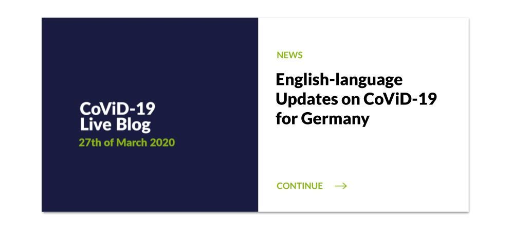 03 27 2020 Live Blog For Covid 19 Updates In Germany In English