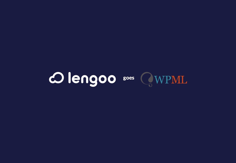 lengoo goes WPML: WordPress Site translations made easy.