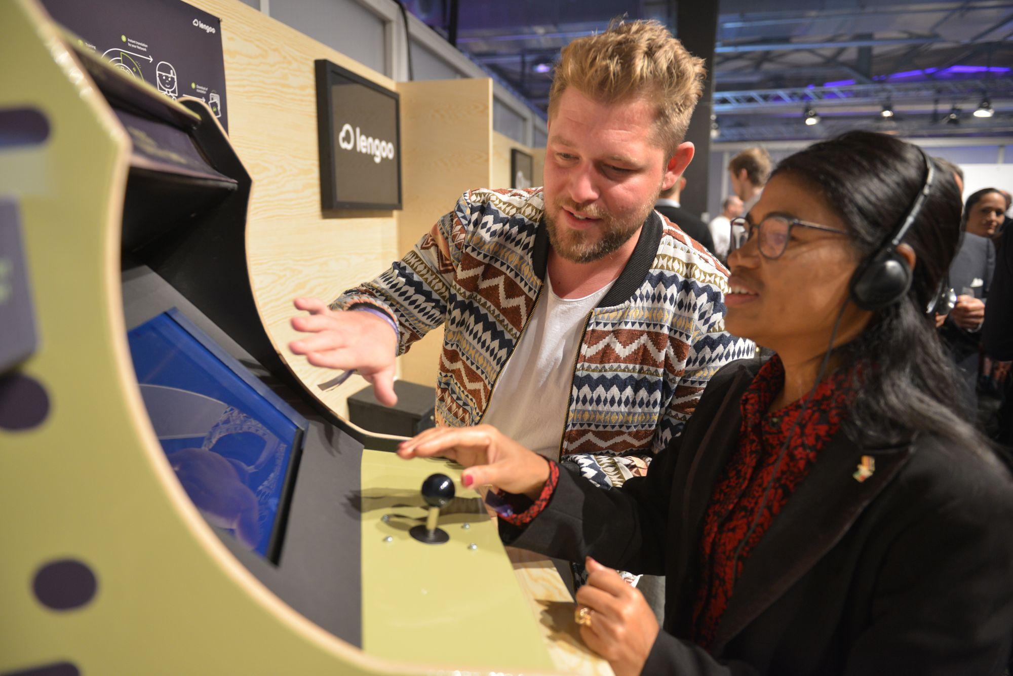 hub.berlin: Digitalisierung zum Anfassen