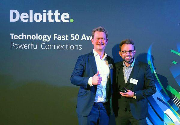 lengoo unter den Top 15 wachstumsstärksten  Technologieunternehmen Deutschlands