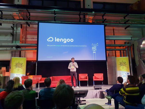 lengoo belegt den zweiten Platz der innovativsten AI-Start-ups auf der Deep Berlin Conference