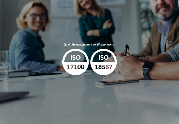 lengoo erhält Zertifizierung nach ISO 17100 und ISO 18587